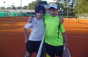 Amistoso-tenis