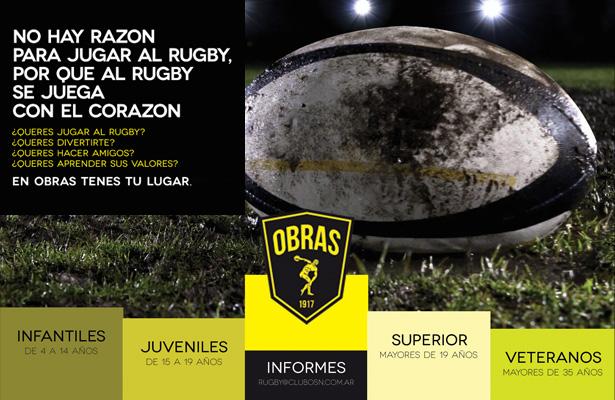 Afiche captación rugby