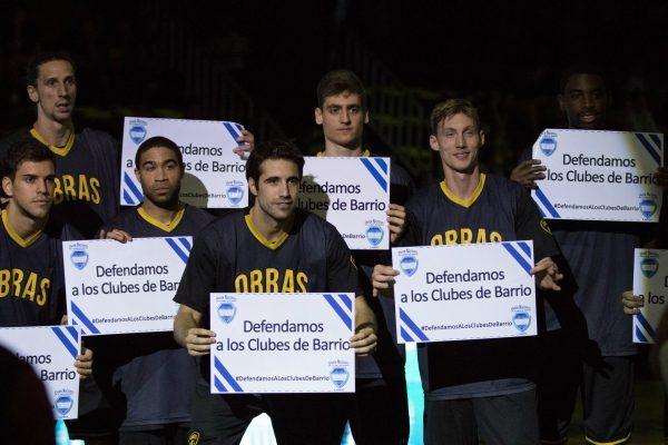 Unión  Nacional de Clubes de Barrio