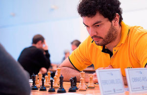 Sandro Mareco ajedrez